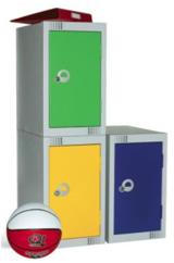 Modular lockers