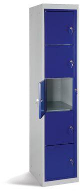 Garment Lockers - 5 Door
