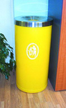52 Litre Stainless Steel Top Midi Litter Bin