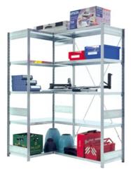 Modular Shelving System - Corner Unit