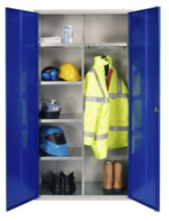 PPE Cabinet - Clothing & Equipment