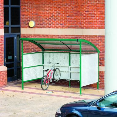 Premier Cycle Shelter - Steel