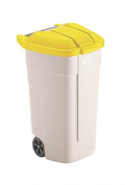 Mobile Waste / Recycling Bin – 100 Litre
