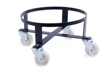 Powder Coated Steel Dolly - RM25D