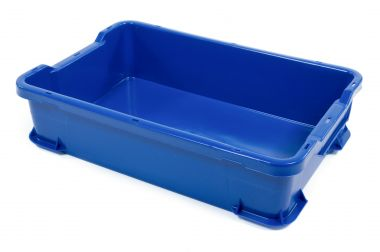 Hygienic Stacking Box 600x400x145mm - RM904