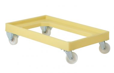 Plastic Dolly for Confectionery Trays - RM35DY
