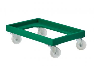 Plastic Dolly for Euro Stacking Containers - RM91DY