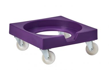 Plastic Dolly for Tapered Tubs - RMTBD