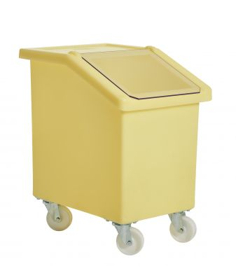 Food Ingredient Storage Bin (Yellow) RM20TR