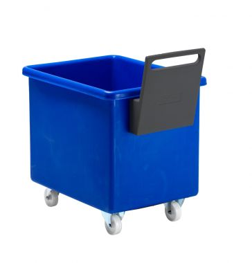 Plastic Container Truck with Handle – 227 Litre
