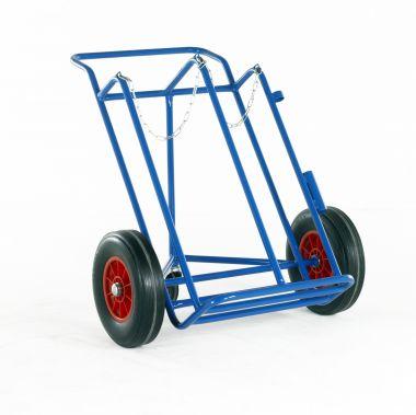 Cylinder Welders Trolley - Three Wheels
