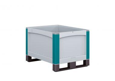 Heavy Duty Plastic Pallet Boxes - 145/223 Litres - HDPB