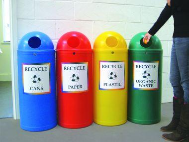Recycling Bin (Set of 4)