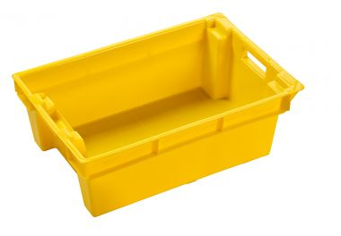 Plastic Stack Nest Containers - SN0113