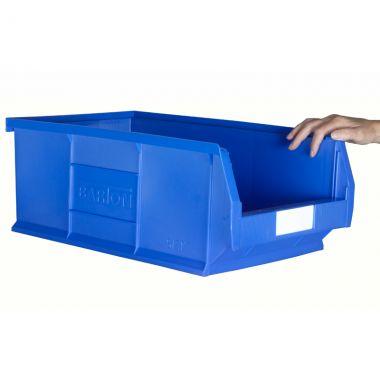 Large plastic picking bins