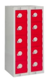 Floor Standing Personal Effects Locker