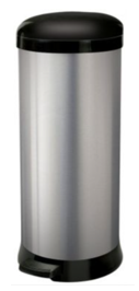 30 Litre Stainless Steel Pedal Bin