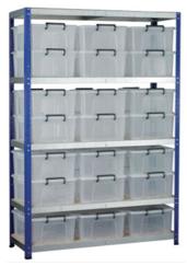 Eco Rack Kit - Twenty One Containers