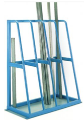 Vertical Storage Rack - Four Bay