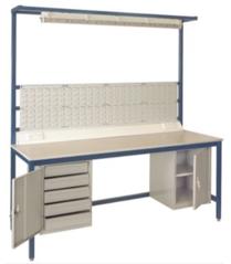 Workbench Additions - Under Bench Cupboard